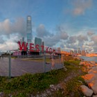 360 Degree Panorama, West Kowloon & HK Island