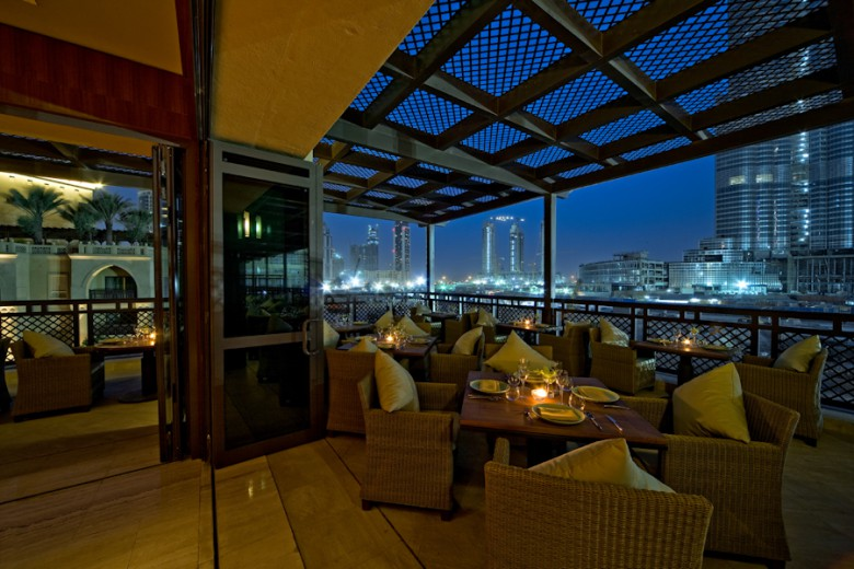 Dubai Mango Tree Restaurant 8