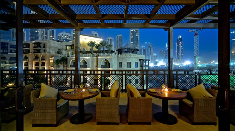 Dubai Mango Tree Restaurant 9