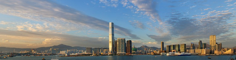ICC and West Kowloon
