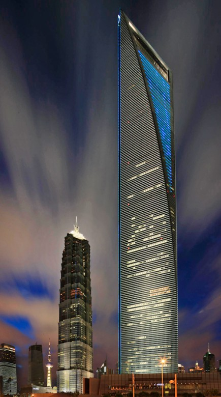 Shanghai 3 tallest Buildings-2